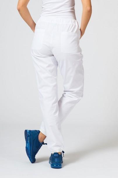 kalhoty-1-1 Lékařské kalhoty Sunrise Uniforms Active (elastické), bílé