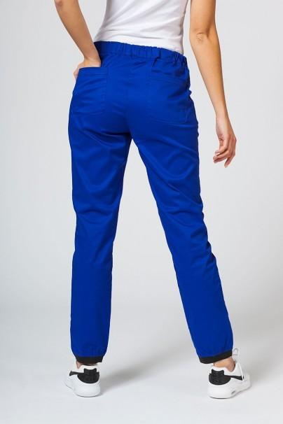 kalhoty-1-1 Lékařské kalhoty Sunrise Uniforms Active (elastické), tmavě modré