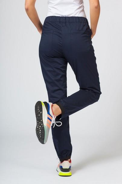 kalhoty-1-1 Lékařské kalhoty Sunrise Uniforms Active (elastické), námořnická modř
