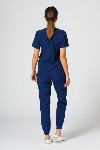 kalhoty-1-1 Dámské kalhoty Maevn Matrix Impulse Jogger námořnická modř