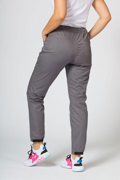 kalhoty-1-1 Lékařské kalhoty Sunrise Uniforms Active (elastické), šedé