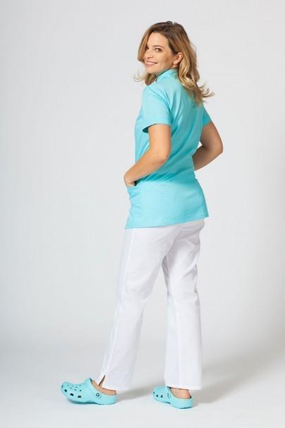 tuniky-1 Tunika Elegance Sunrise Uniforms aqua