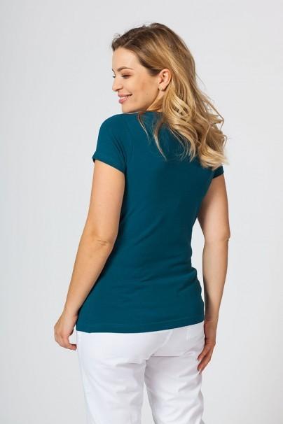 tricka-2 Dámské tričko Malfini karaibsky modré