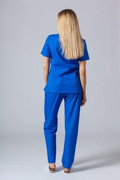 komplety-medyczne-damskie Zdravotnická souprava Sunrise Uniforms královsky modrá