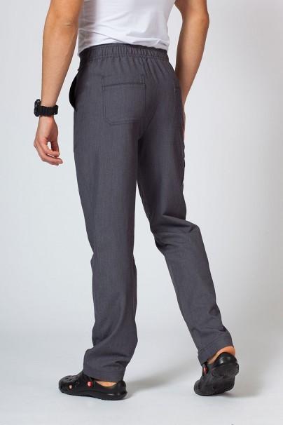 spodnie-medyczne-meskie Pánské kalhoty Maevn Matrix Pro Men grafitové