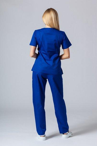komplety-medyczne-damskie Zdravotnická souprava Sunrise Uniforms tmavě modrá