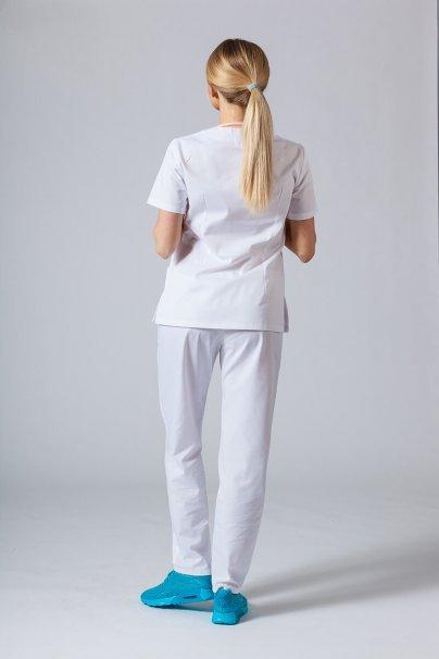 komplety-medyczne-damskie Zdravotnická souprava Sunrise Uniforms bílá