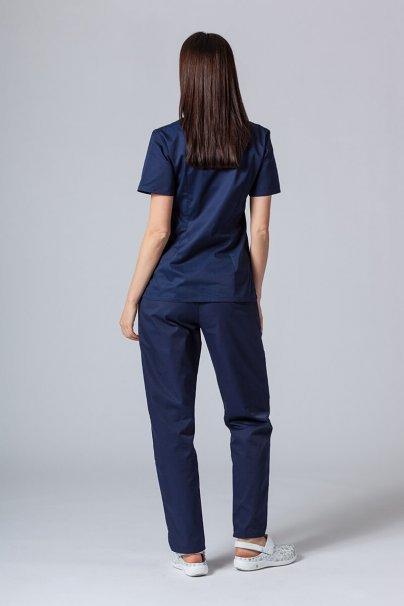 komplety-medyczne-damskie Zdravotnická souprava Sunrise Uniforms námořnická modř