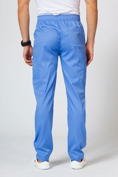 kalhoty-2 Lékařské kalhoty Maevn Matrix Men Classic klasicky modré
