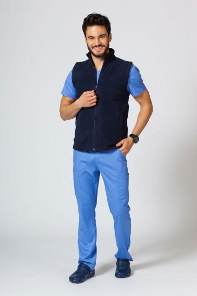 mikiny-1 Pánská vesta Malfini námořnická modř