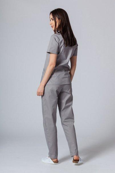 komplety-medyczne-damskie Zdravotnická souprava Sunrise Uniforms šedá