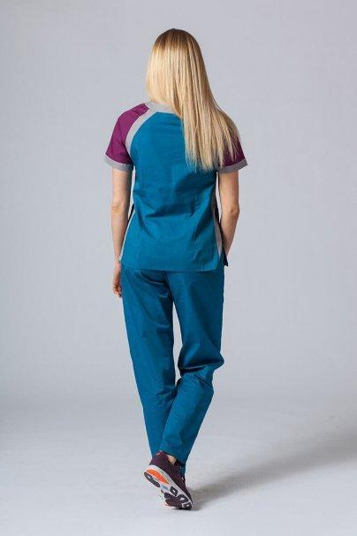 komplety-2 Zdravotnický komplet Sunrise Uniforms karibský modřý (s halenou Active)