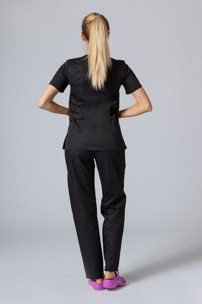 komplety-medyczne-damskie Zdravotnická souprava Sunrise Uniforms černá