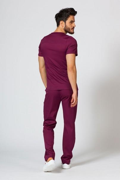 kalhoty-2 Lékařské kalhoty Maevn Matrix Men Classic třešňově