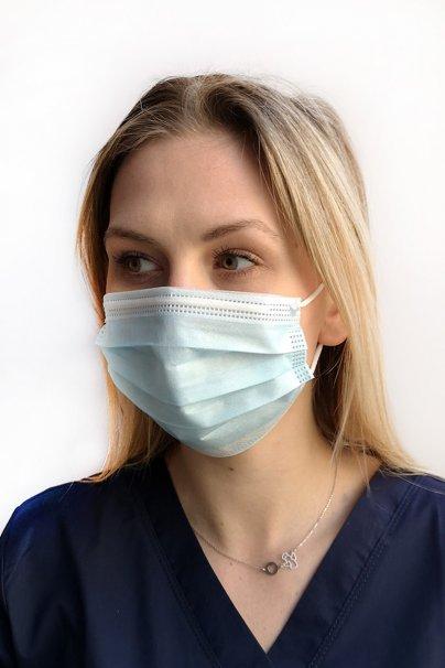 jednorazowe Certifikovaná ochranná maska 3-vrstva, jednorázová