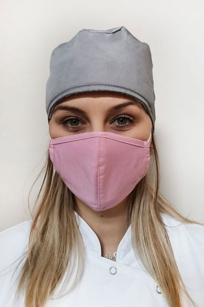 ochranne-rousky Ochranná maska Maevn, dvouvrstvá (s technologií AGION®), unisex, růžová