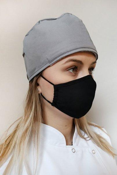 ochranne-rousky Ochranná maska Maevn, dvouvrstvá (s technologií AGION®), unisex, černá