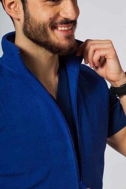 mikiny-1 Pánská vesta Malfini tmavě modrá