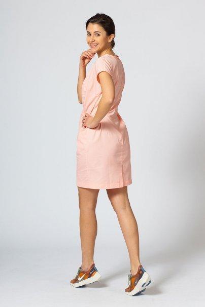 saty-1 Šaty Sunrise Uniforms Elite lososové