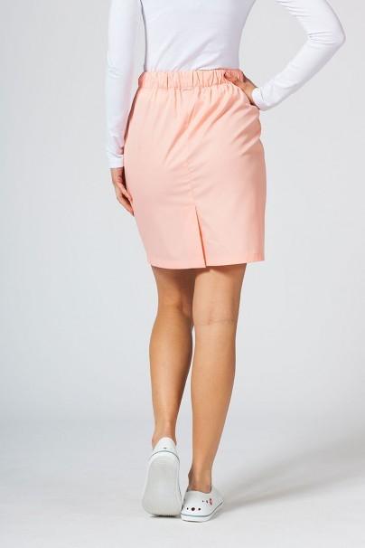sukne-1 Krátká zdravotnická sukně Sunrise Uniforms lososová