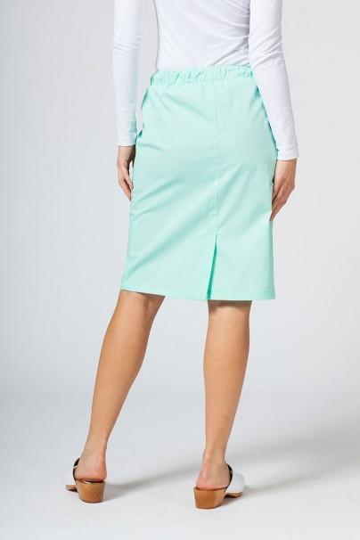 sukne-1 Dlouhá lékařská sukně Sunrise Uniforms mátová