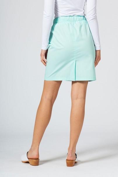 sukne-1 Krátká lékařská sukně Sunrise Uniforms mátová