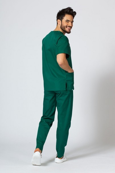 soupravy-1 Pánská zdravotnická souprava Sunrise Uniforms tmavě zelená