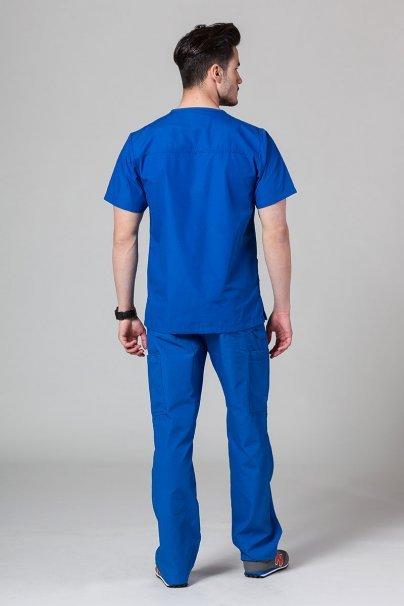 komplety-medyczne-meskie Pánská zdravotnická souprava Maevn Red Panda královsky modrá