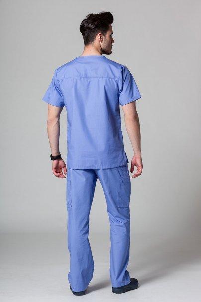 komplety-medyczne-meskie Pánská zdravotnická souprava Red Panda klasicky modrá