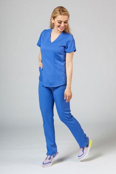 bluzy-2 Dámská halena Adar Uniforms Modern klasicky modrá