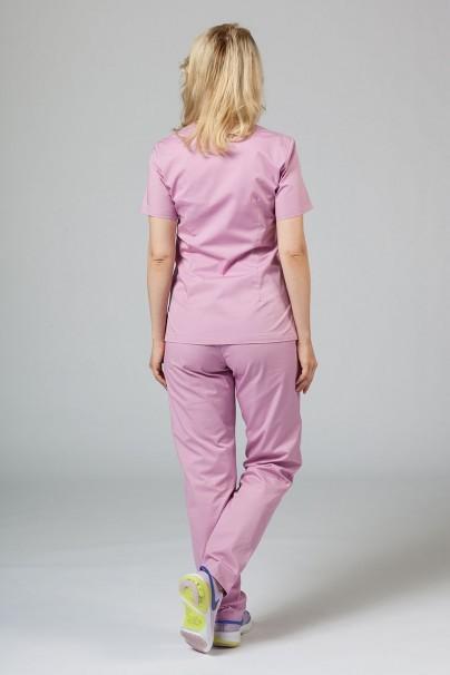 bluzy-2 Lékařská halena Sunrise Uniforms liliová