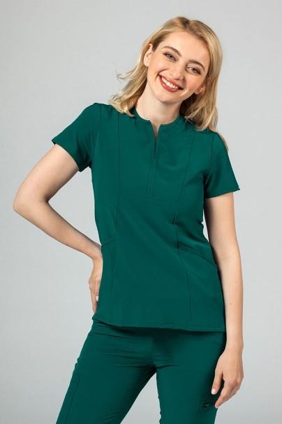 soupravy Lékařská souprava Adar Uniforms Cargo tmavě zelená (s halenou Notched - elastic)