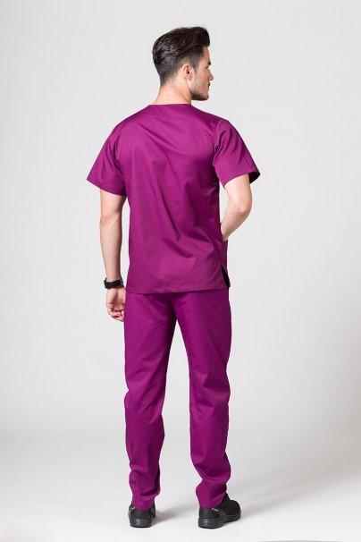 komplety-medyczne-meskie Pánská zdravotnická souprava Sunrise Uniforms lilková