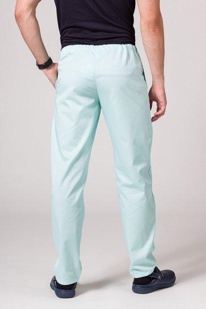 spodnie-medyczne-meskie Univerzální lékařské kalhoty Sunrise Uniforms mátové