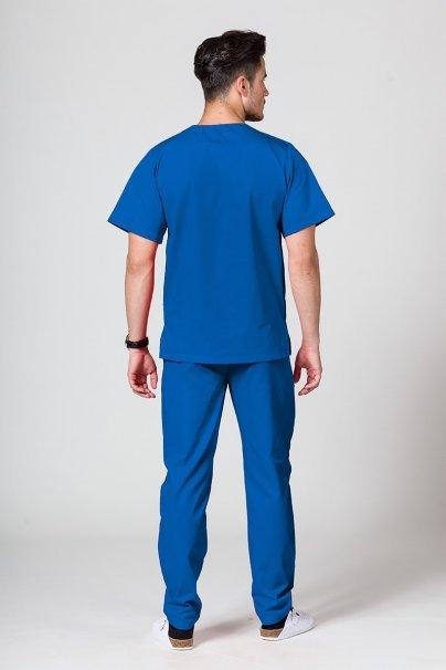 komplety-medyczne-meskie Pánská zdravotnická souprava Sunrise Uniforms královsky modrá
