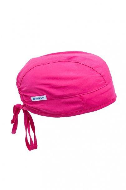 czepki-damskie Lékařská čepice Maevn Elastic Unisex růžová