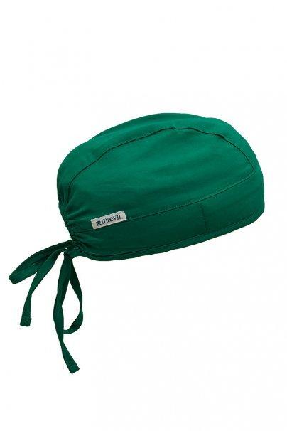 czepki-damskie Lékařská čepice Maevn Elastic Unisex zelená