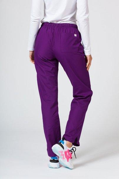 kalhoty-1-1 Lékařské kalhoty Maevn Red Panda fialové