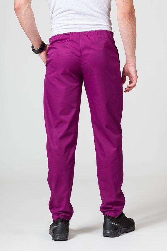 kalhoty-2 Univerzální lékařské kalhoty Sunrise Uniforms jasně lilkové