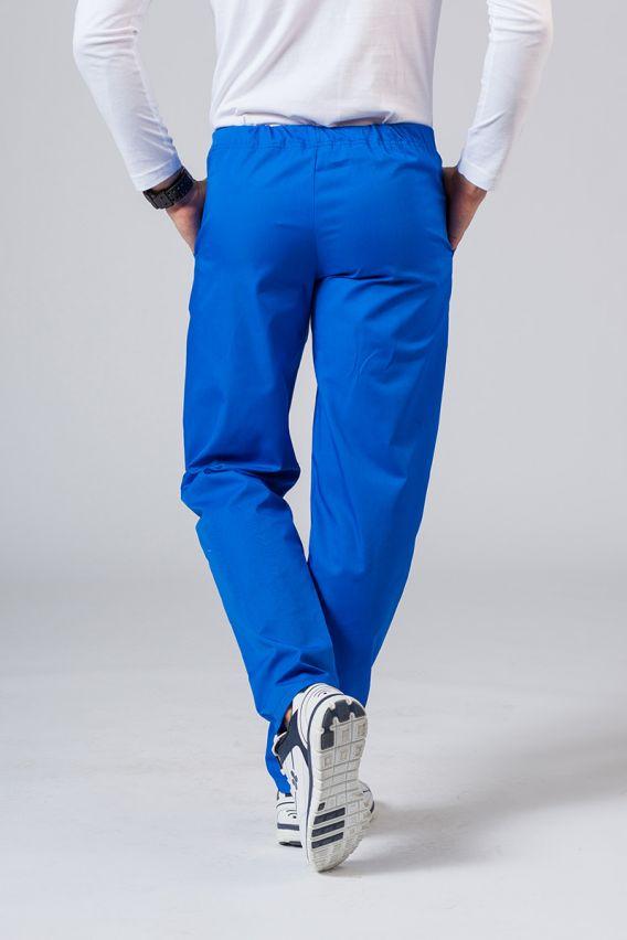 kalhoty-2 Univerzální lékařské kalhoty Sunrise Uniforms královský granát