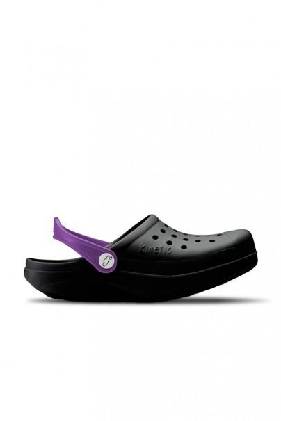 lekarska-obuv-2 Obuv Feliz Caminar Kinetic černá/levandulová