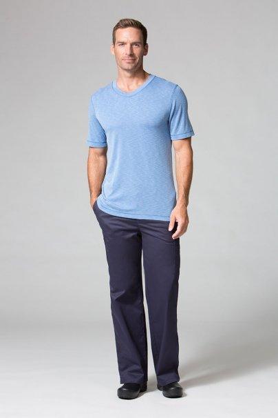 s-kratkym-rukavem Pánské tričko Maevn Modal modrá
