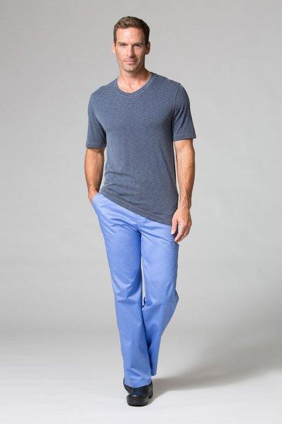 s-kratkym-rukavem Pánské tričko Maevn Modal námořnická modř