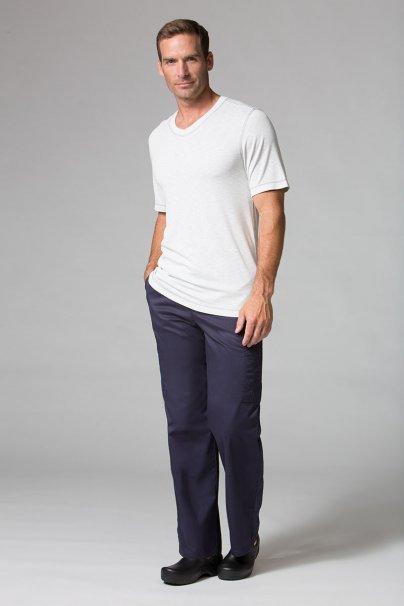 s-kratkym-rukavem Pánské tričko Maevn Modal světle šedé