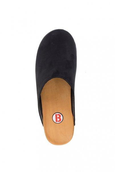 obuwie-medyczne-damskie Zdravotní obuv Buxa model PZM1 černý nubuk
