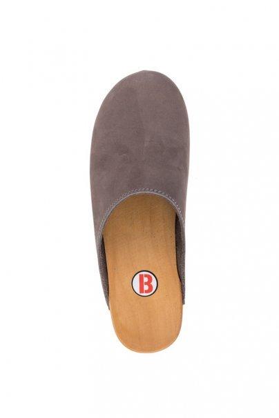 obuwie-medyczne-damskie Zdravotní obuv Buxa model PZM1 šedý nubuk