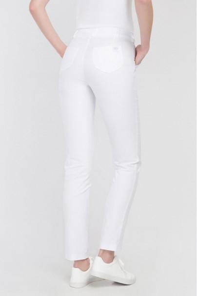 kalhoty-1-1 Lékařské kalhoty Vena Cindy Slim bílé