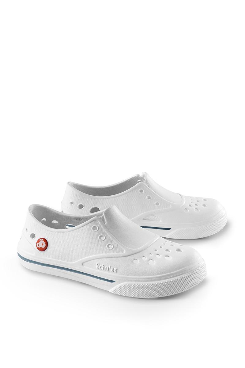 Schu'zz Sneaker'zz bílá / šedá obuv