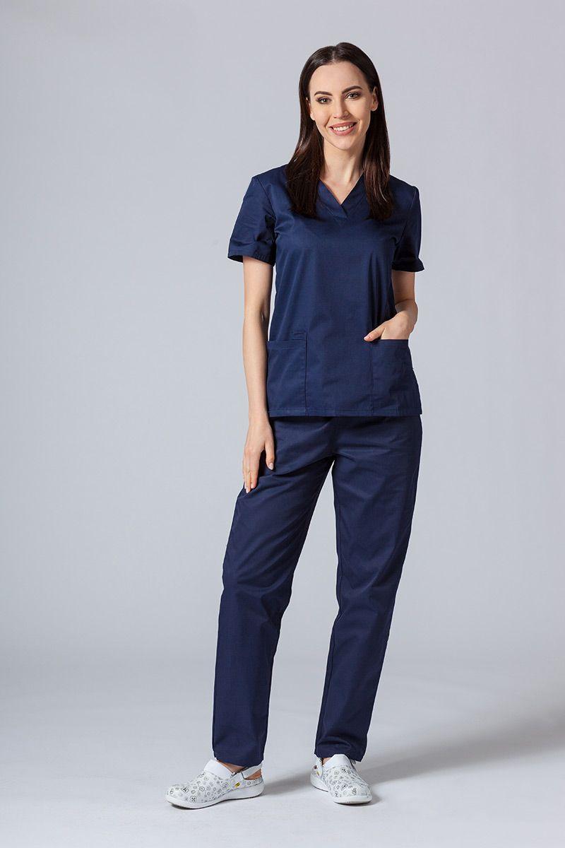 Zdravotnická souprava Sunrise Uniforms námořnická modř