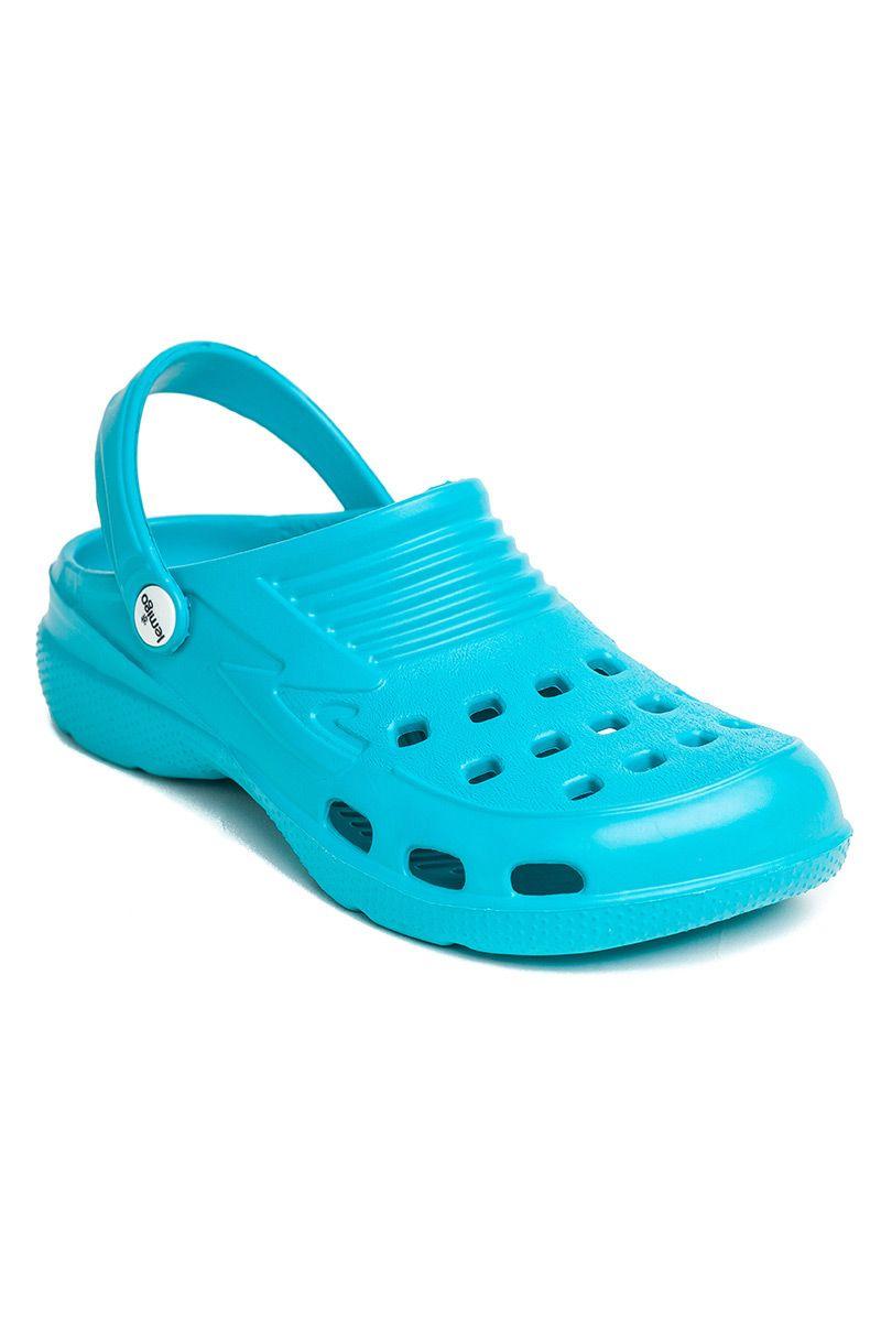 Zdravotnická obuv Easy Care tyrkysová